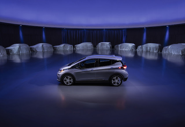 General Motors announced will only focus on making electric cars