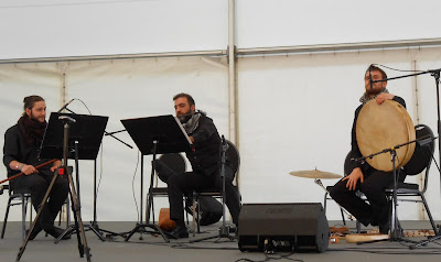 Taner Akyol Trio - Festival Orient, Tallinn - Photo credit Hilary Glover