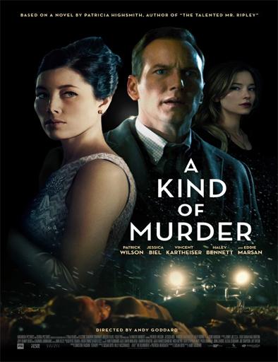 Ver El cuchillo (A Kind of Murder) (2016) Online