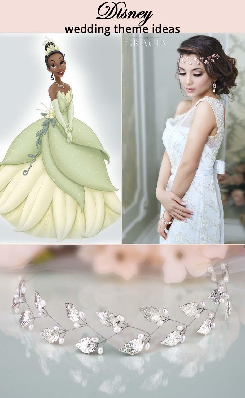 All About Wedding 6 Disney Wedding Theme Ideas Embellishments For