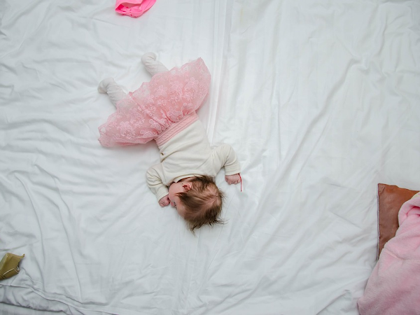 How To Have a Happy Bedtime Routine For Children