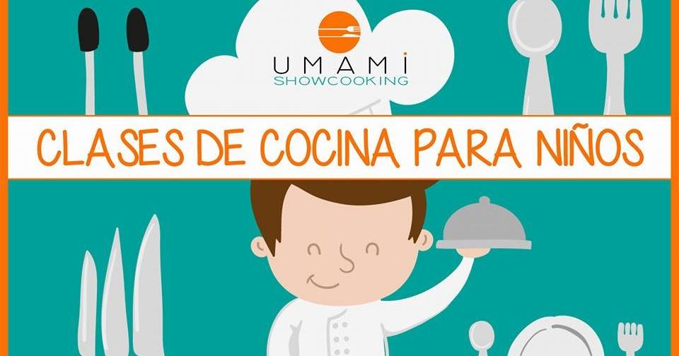 Tubal clases de cocina para ni os en umami showcooking conil - Cursos de cocina para ninos en madrid ...