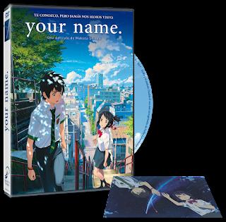 YOUR NAME. EDICIÓN DVD