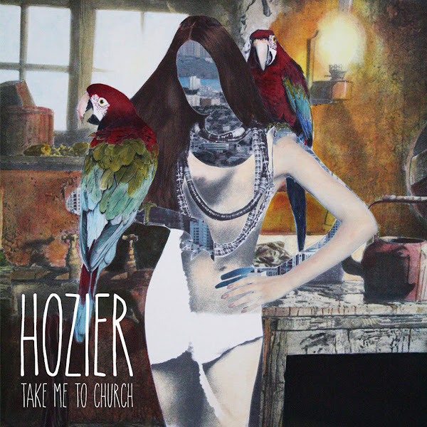 Hozier - Take Me To Church - Single Cover