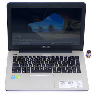 Laptop ASUS A455L Core i5 Double VGA Second