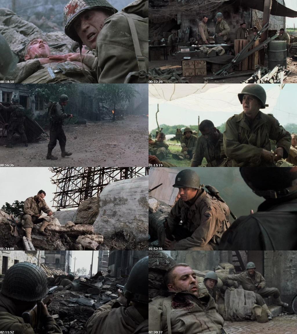 Saving Private Ryan 1998 500mb Full Hindi Dual Audio Movie Download 480p Bluray 480ptvseries