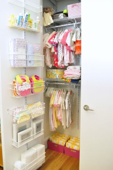 8 Impressive Diy Closet Organization Tips Craftsonfire: diy wardrobe organising ideas