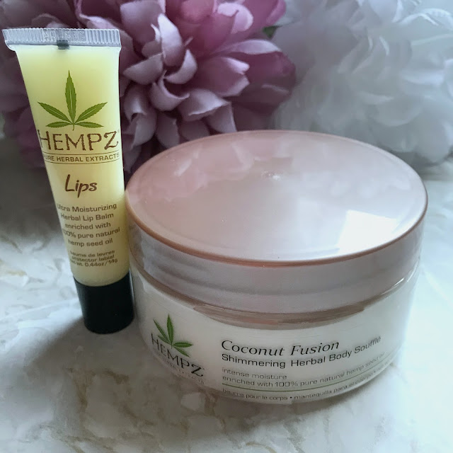 Pampering With Hempz Beauty