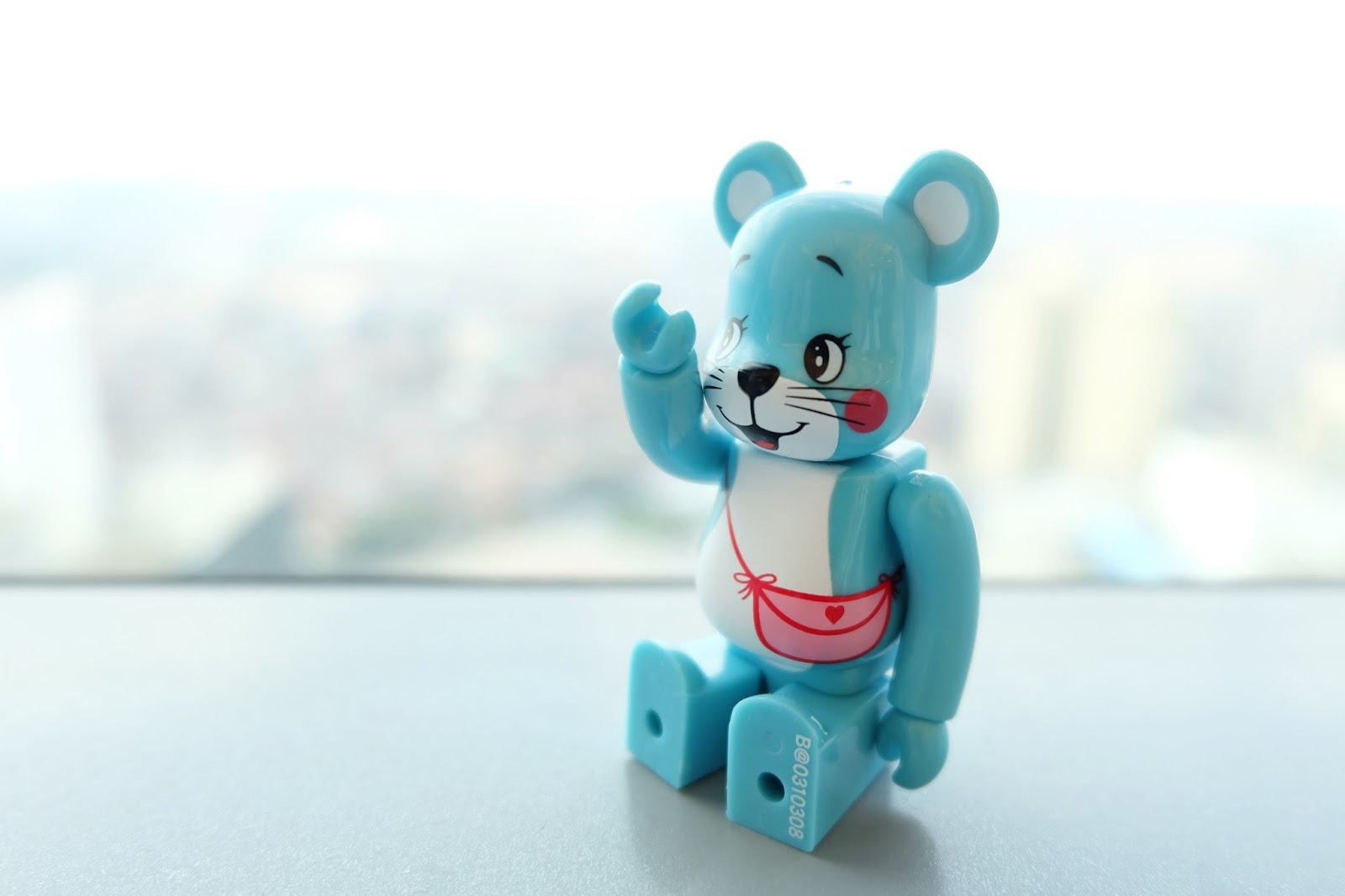 bearbrick animal