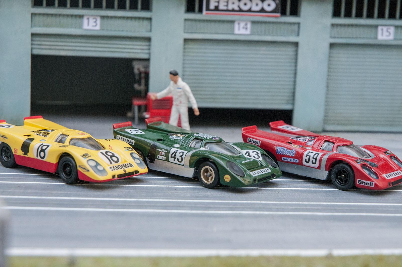 Afx Race Car Tracks