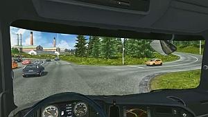 Scania V8 Exhaust sound 4.0
