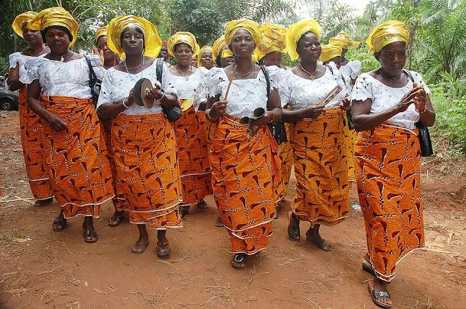 Women Cultural Troupe OKEDE EWOHIMI