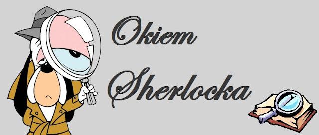 OKIEM SHERLOCKA #19: Anielska Przystań [BOOK TOUR]