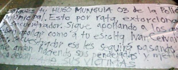 El CJNG cumple amenazas en Tijuana sigue ejecutando a Policías
