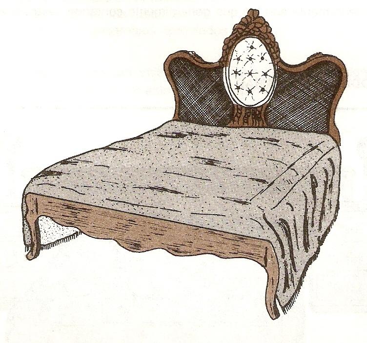 Muebles domoticos como se hace una cama en madera partes for Camas blancas de madera