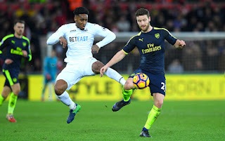 'I Feel Very Confident When I Play With This Star', Arsenal Defender Reveals
