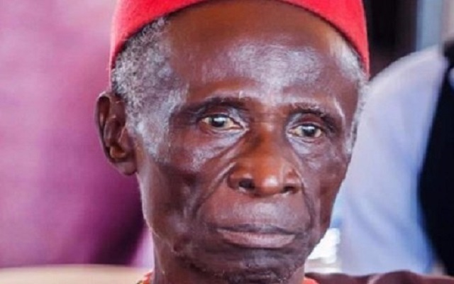 Veteran Nollywood actor 'Elder Maya' has died