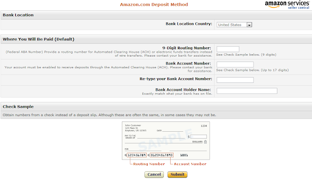 How to Withdraw Payments from Amazon to Payoneer