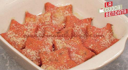 La Cuoca Bendata - Gnocchi alla romana pink ricetta Parodi