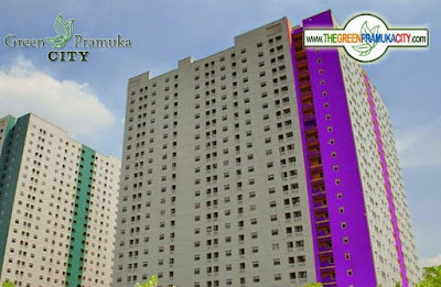 Green Pramuka City Orchid Tower
