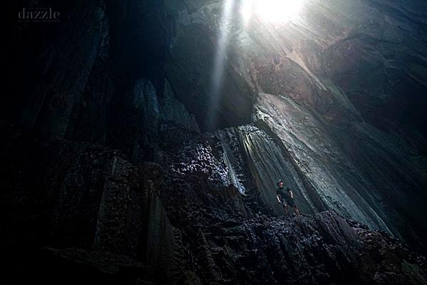 Jade Cave Serian Sarawak