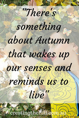 The A-Z Challenge ~ Why Midlife's Fabulous ~ Autumn is our Season