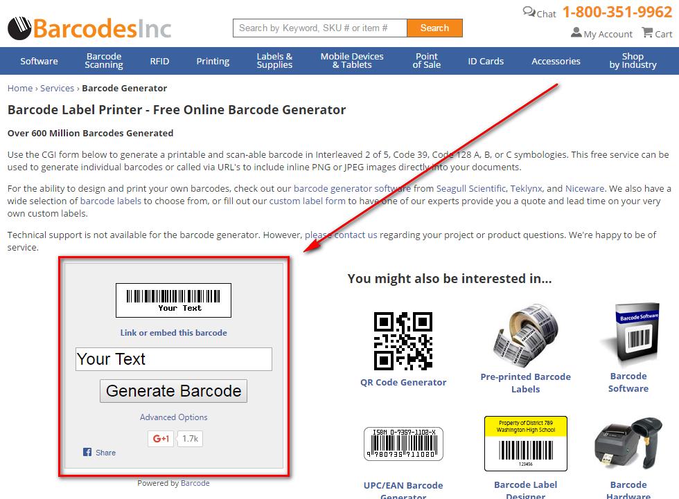 online-barcode-maker