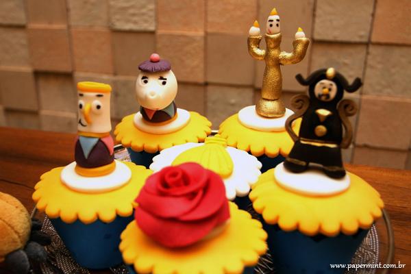 Festa da Bela e a Fera: Mais de 100 ideias par inspirar você