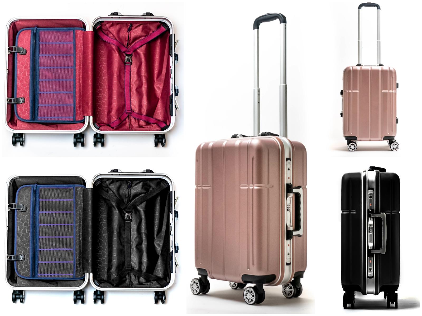 Vault-suitcase
