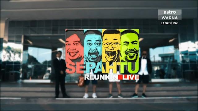 Sepahtu Reunion Live 2020