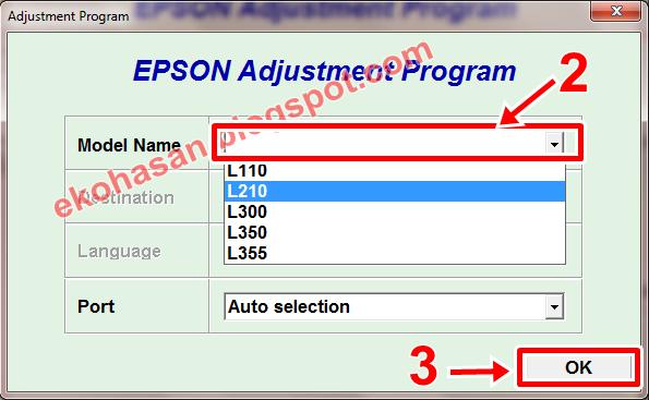 ADJUSTMENT PROGRAM ДЛЯ EPSON L110 L210 L300 L350 L355 СКАЧАТЬ БЕСПЛАТНО