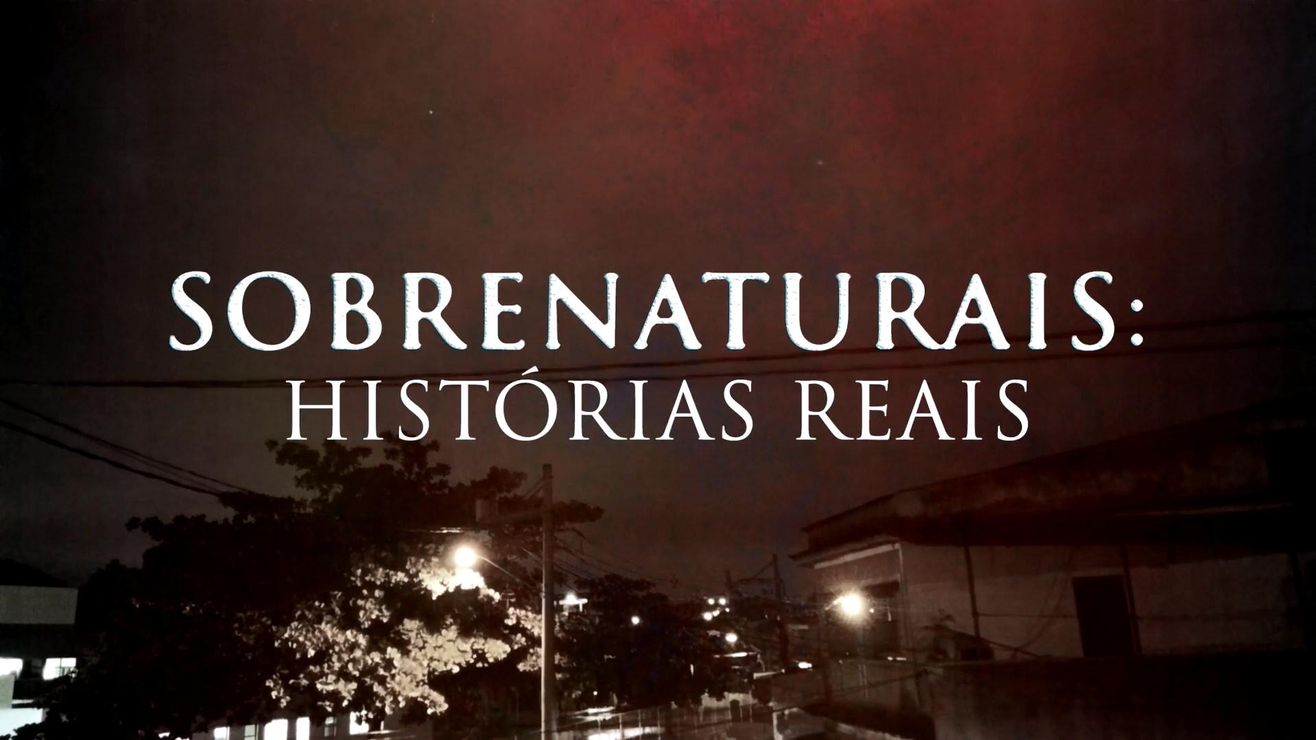 Sobrenaturais Histórias Reais Especial Sexta-Feira 13