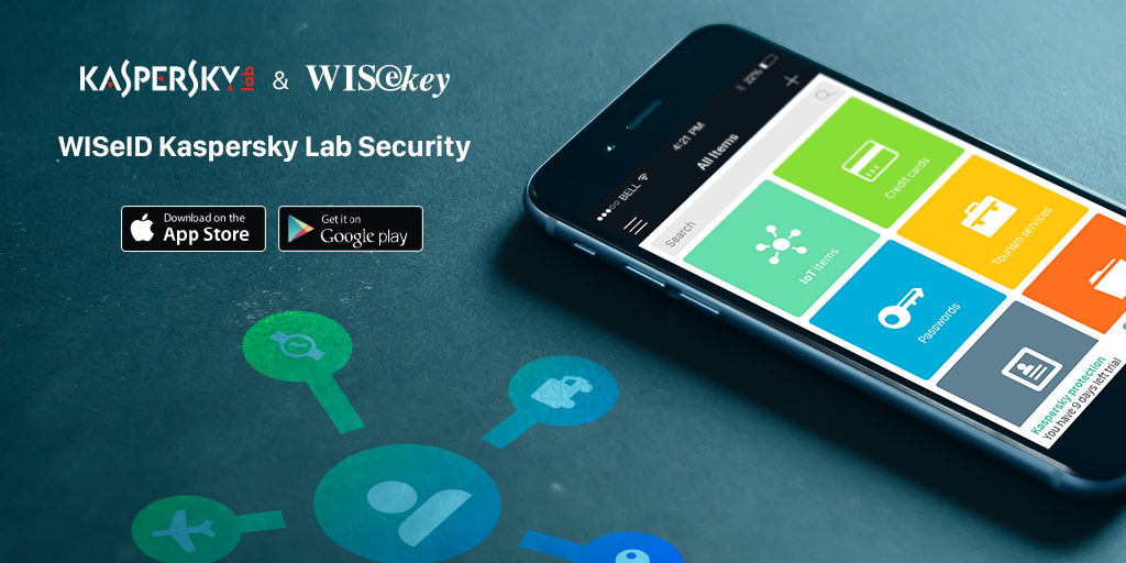 WISeID Kaspersky Lab Security app