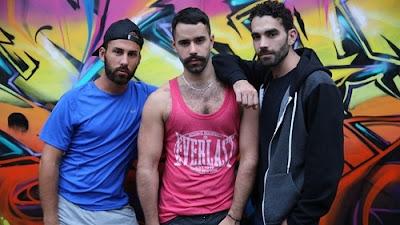 Rafael, Malik XXL and Teddy – Starving for Jizz! (Bareback)