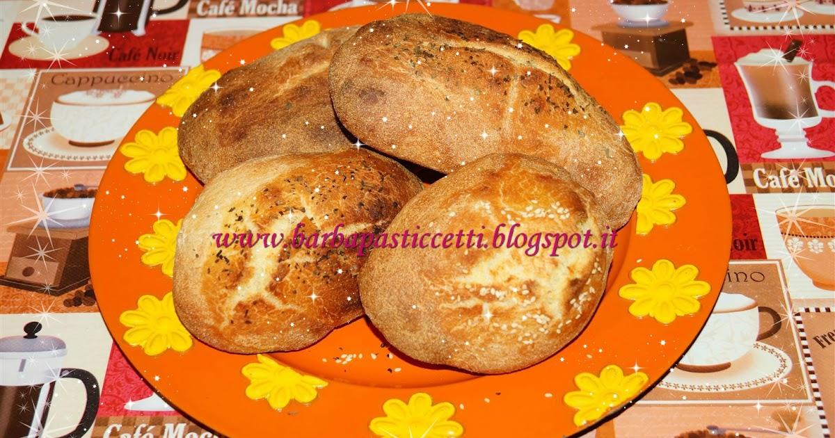 Pane di semola rimacinata di grano duro, con impasto diretto!