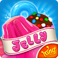 Candy Crush Jelly Saga Mod Apk v1.35.3 Terbaru