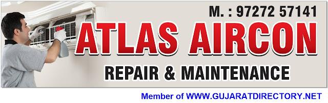ATLAS AIRCON - 9727257141 AC REPAIR SERVICE VADODARA