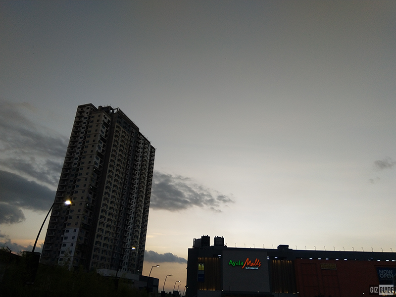 Outdoor dim-lowlight