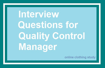 QC Manager interview questions