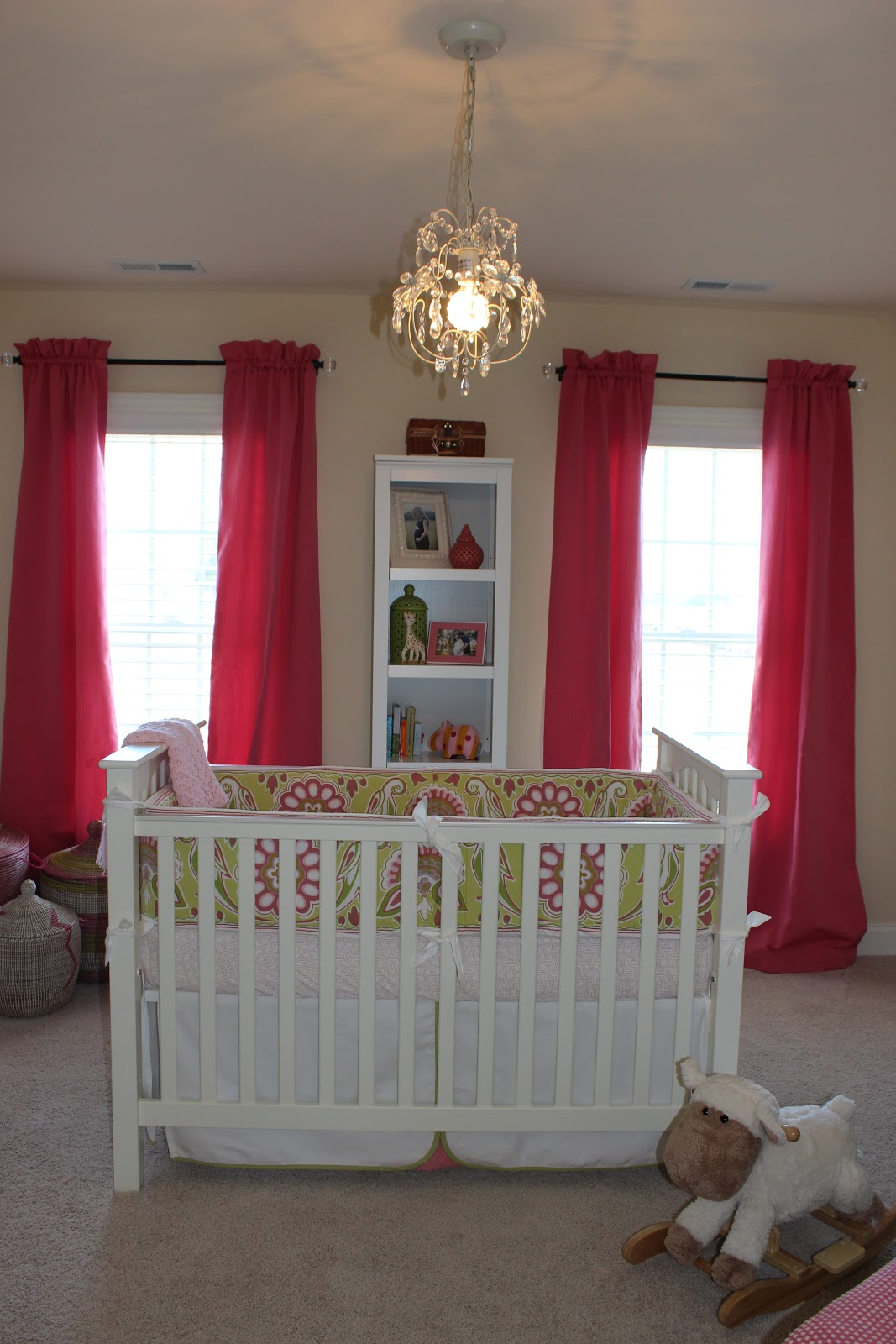 Belle Behavior Baby Nursery