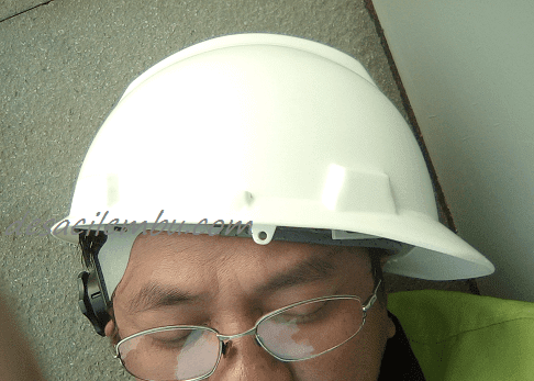 Fungsi Lain Helm Safety