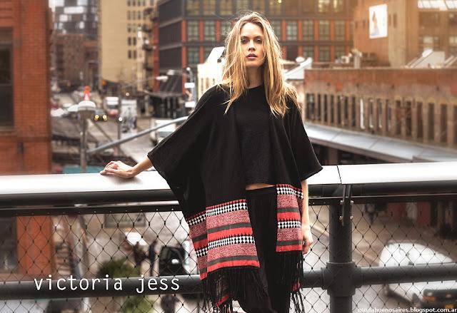Victoria Jess otoño invierno 2016 ropa de moda otoño invierno 2016.