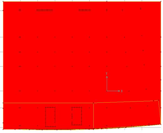 Design comparison between SAFE and SAP2000 | Strukts
