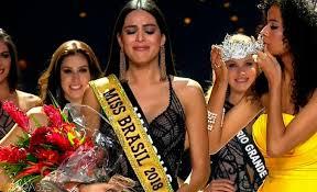 miss brasil brazil 2018 winner amazonas mayra dias