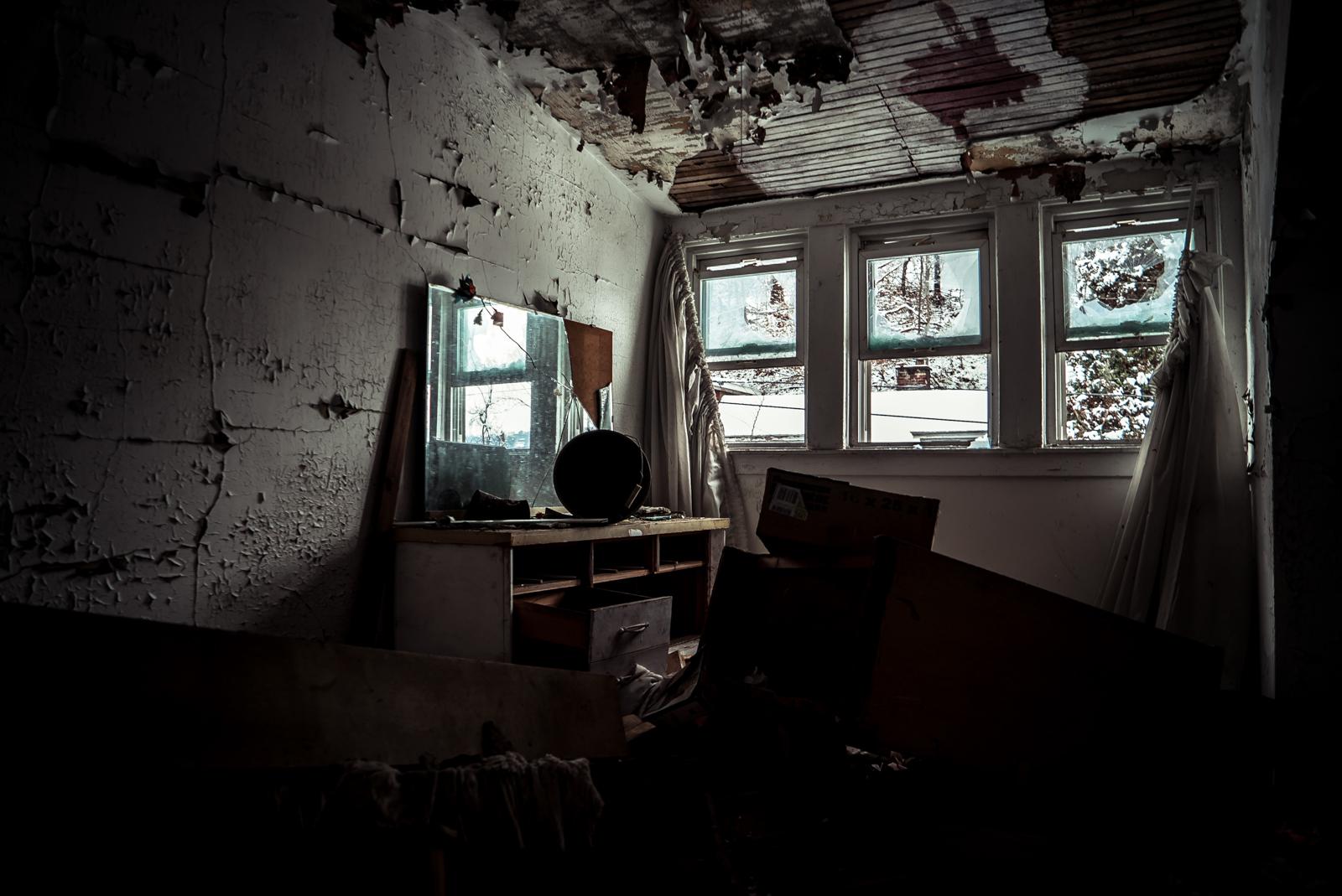 lincoln way, clairton, desaparecimento, urbex, exploração urbana, abandonado, mistério
