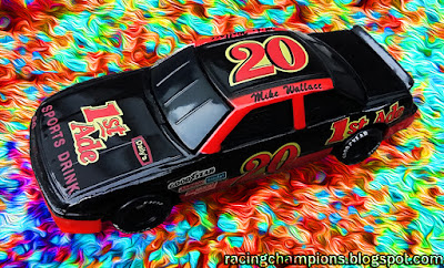 Mike Wallace #20 1st Ade Racing Champions 1/64 NASCAR diecast blog Dick Moroso Jimmy Spencer BGN