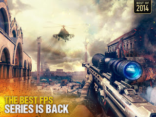 Modern Combat 5 Apk and Data