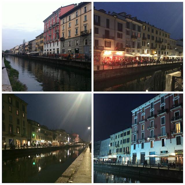 Navigli Milão