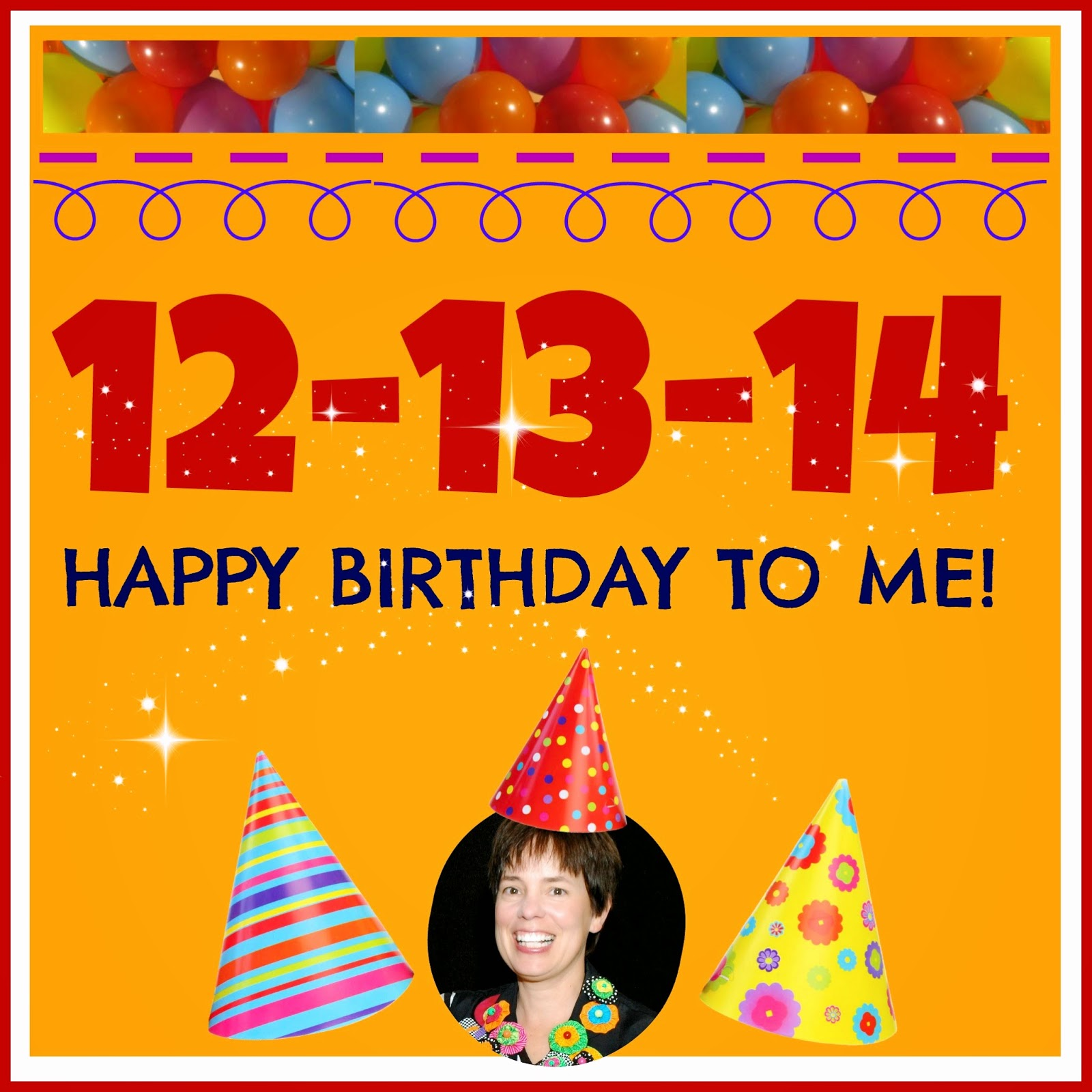 12-13-14! Birthday CELEBRATION with Debbie Clement at RainbowsWithinReach