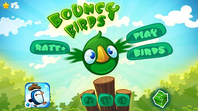 Bouncy Birds free download